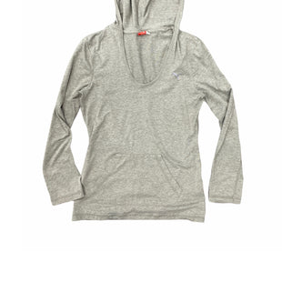 Primary Photo - BRAND:    PUMASTYLE: ATHLETIC TOP COLOR: GREY SIZE: M OTHER INFO: SPORT LIFESTYLE - SKU: 196-19694-34262