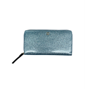 Primary Photo - BRAND: KATE SPADE STYLE: WALLET COLOR: BLUE SIZE: LARGE SKU: 196-196112-57364