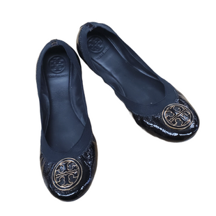 Primary Photo - BRAND: TORY BURCH STYLE: SHOES FLATS COLOR: BLACK SIZE: 8 SKU: 196-196112-56552