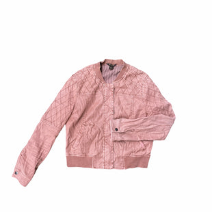Primary Photo - BRAND: PEYTON JENSEN STYLE: JACKET OUTDOOR COLOR: PINK SIZE: S SKU: 196-196132-3340