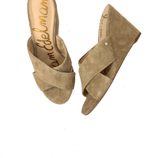 Primary Photo - BRAND: SAM EDELMANSTYLE: SANDALS LOWCOLOR: TANSIZE: 7.5SKU: 196-19681-70041