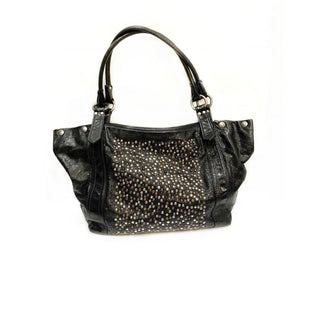 Primary Photo - BRAND: FRYESTYLE: HANDBAG DESIGNERCOLOR: BLACKSIZE: LARGESKU: 196-19681-62669