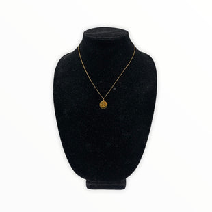 Primary Photo - BRAND: KATE SPADE STYLE: NECKLACE COLOR: GOLD SKU: 196-14511-47990