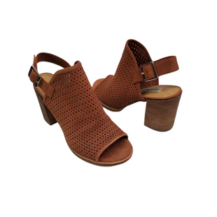 Primary Photo - BRAND: STEVE MADDEN STYLE: SANDALS LOW COLOR: BROWN SIZE: 6.5 SKU: 196-19681-76465