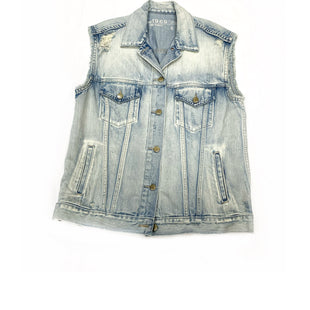 Primary Photo - BRAND: GAPSTYLE: VESTCOLOR: DENIM BLUESIZE: SSKU: 196-196112-44977