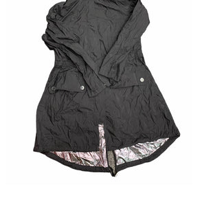Primary Photo - BRAND: SAM EDELMAN STYLE: COAT SHORT COLOR: BLACK SIZE: S OTHER INFO: RAIN JACKET SKU: 196-14511-47749