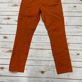 Primary Photo - BRAND: TOMMY HILFIGER STYLE: PANTS COLOR: ORANGE SIZE: 12 SKU: 196-196112-48979