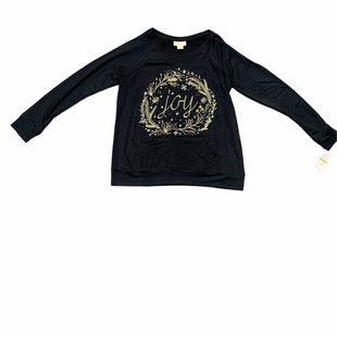 Primary Photo - BRAND: STYLE AND COMPANY STYLE: TOP LONG SLEEVE BASIC COLOR: BLACK SIZE: S SKU: 196-196112-46821