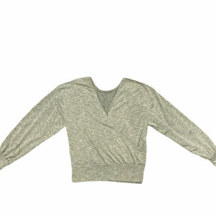Primary Photo - BRAND: EXPRESS STYLE: TOP LONG SLEEVE COLOR: GREEN SIZE: M SKU: 196-19681-74110
