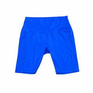 Primary Photo - BRAND:    CLOTHES MENTOR STYLE: ATHLETIC SHORTS COLOR: BLUE SIZE: 2X SKU: 196-196112-57196