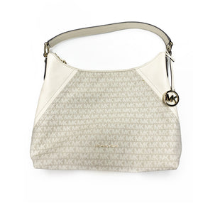 Primary Photo - BRAND: MICHAEL KORS STYLE: HANDBAG DESIGNER COLOR: WHITE SIZE: MEDIUM SKU: 196-19681-72860