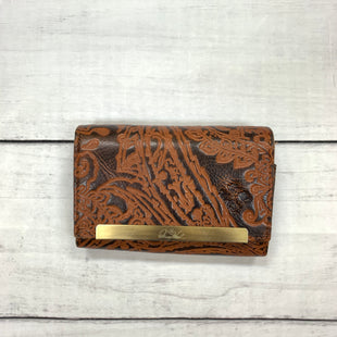 Primary Photo - BRAND: PATRICIA NASH STYLE: WALLET COLOR: BROWN SIZE: LARGE SKU: 196-196112-51263