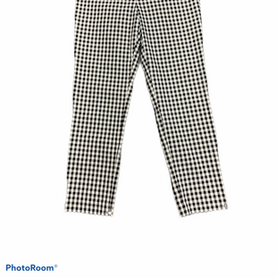 Primary Photo - BRAND: TALBOTS STYLE: PANTS COLOR: WHITE BLACK SIZE: 10 SKU: 196-196112-52882