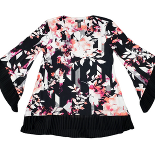 Primary Photo - BRAND: ALFANI STYLE: TOP LONG SLEEVE COLOR: BLACK WHITE SIZE: S OTHER INFO: AND PINK SKU: 196-196112-53453