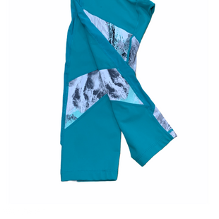Primary Photo - BRAND: ZELLA STYLE: ATHLETIC CAPRIS COLOR: AQUA SIZE: L SKU: 196-196145-66
