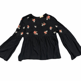 Primary Photo - BRAND: ALTARD STATE STYLE: TOP LONG SLEEVE COLOR: BLACK SIZE: S SKU: 196-19681-72300