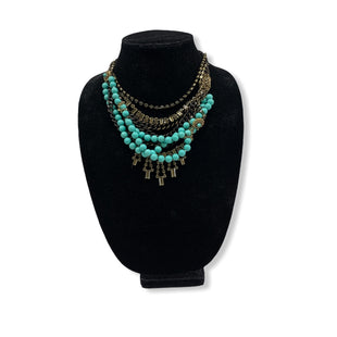 Primary Photo - BRAND: STELLA AND DOT STYLE: NECKLACE COLOR: TEAL SKU: 196-196139-2776