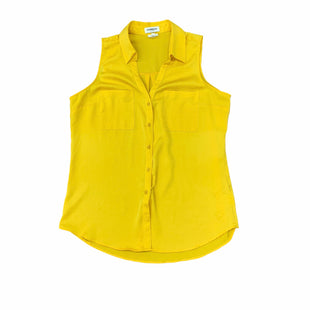 Primary Photo - BRAND: EXPRESS STYLE: TOP SLEEVELESS COLOR: MUSTARD SIZE: L SKU: 196-19666-16752
