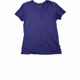 Primary Photo - BRAND: RAG AND BONE STYLE: TOP SHORT SLEEVE BASIC COLOR: BLUE SIZE: M SKU: 196-19666-16616