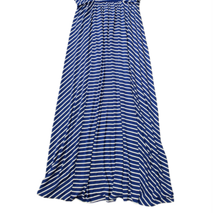 Primary Photo - BRAND: ISABEL MATERNITY STYLE: MATERNITY DRESS COLOR: BLUE WHITE SIZE: 1X SKU: 196-196112-56134