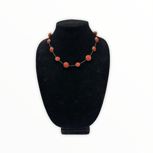 Primary Photo - BRAND: NAPIER STYLE: NECKLACE COLOR: ORANGE SKU: 196-196138-3301
