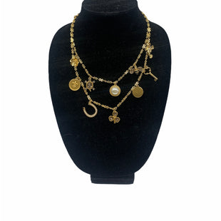 Primary Photo - BRAND: TALBOTS STYLE: NECKLACE COLOR: GOLD SKU: 196-196112-56297
