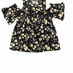 Primary Photo - BRAND: LC LAUREN CONRAD STYLE: TOP SHORT SLEEVE COLOR: BLACK SIZE: M SKU: 196-196145-392
