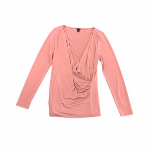 Primary Photo - BRAND: ANN TAYLOR STYLE: TOP LONG SLEEVE COLOR: PINK SIZE: M SKU: 196-196141-4842