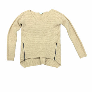 Primary Photo - BRAND: BAR III STYLE: SWEATER HEAVYWEIGHT COLOR: TAN SIZE: XS SKU: 196-19681-72358