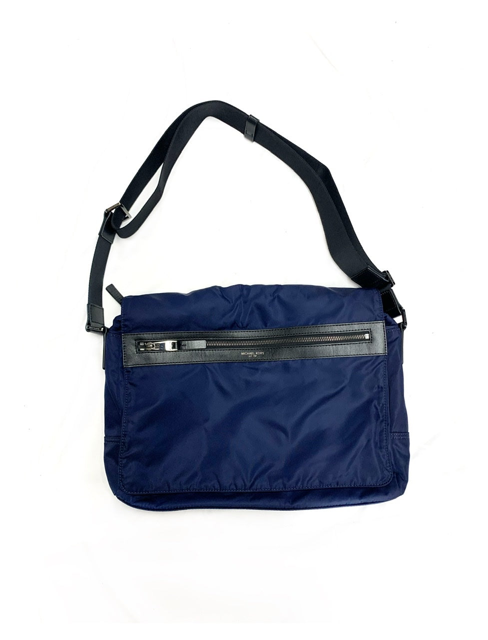 Primary Photo - BRAND: MICHAEL KORS<BR>STYLE: LAPTOP CASE<BR>COLOR: NAVY<BR>SKU: 196-196138-1382