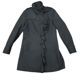 Primary Photo - BRAND: TAHARI STYLE: JACKET OUTDOOR COLOR: BLACK SIZE: S SKU: 196-14511-47986