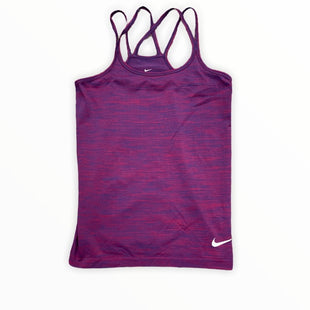 Primary Photo - BRAND: NIKE APPAREL STYLE: ATHLETIC TANK TOP COLOR: PURPLE SIZE: XS SKU: 196-196112-55300