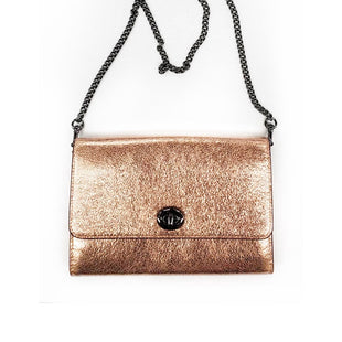 Primary Photo - BRAND: COACHSTYLE: HANDBAG DESIGNERCOLOR: GOLDSIZE: SMALLSKU: 196-19681-69619
