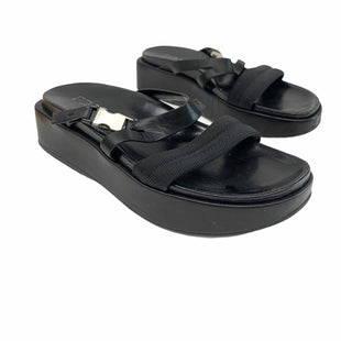 Primary Photo - BRAND: PRADA STYLE: SHOES DESIGNER COLOR: BLACK SIZE: 7.5 SKU: 196-14511-47712