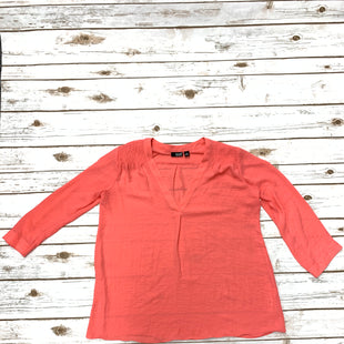 Primary Photo - BRAND: ANA  STYLE: TOP LONG SLEEVE COLOR: CORAL SIZE: M SKU: 196-19666-15706