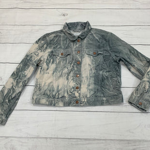Primary Photo - BRAND: GAP STYLE: JACKET OUTDOOR COLOR: GREY WHITE SIZE: XL SKU: 196-196112-52027