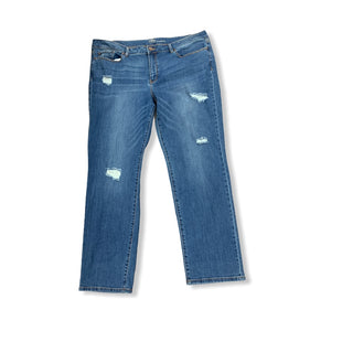 Primary Photo - BRAND: NEW YORK AND CO STYLE: JEANS COLOR: DENIM BLUE SIZE: 20 SKU: 196-196112-49923