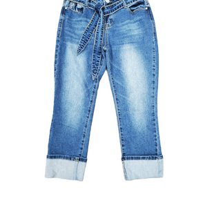Primary Photo - BRAND:    HARMONY & HAVOCSTYLE: JEANS COLOR: DENIM BLUE SIZE: 6 OTHER SKU: 196-196112-51818