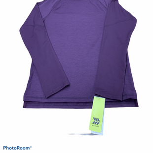 Primary Photo - BRAND: TARGET STYLE: ATHLETIC TOP COLOR: PURPLE SIZE: L OTHER INFO: ALL IN MOTION SKU: 196-19681-73946