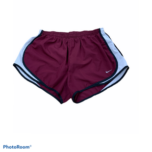 Primary Photo - BRAND: NIKE APPAREL STYLE: ATHLETIC SHORTS COLOR: BURGUNDY SIZE: XL SKU: 196-196112-55033