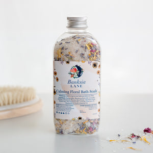Calming Floral Bath Soak