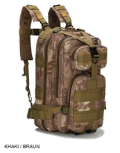 Laden Sie das Bild in den Galerie-Viewer, Waterproof Camo Hunting Backpack - Camouflage Backpack