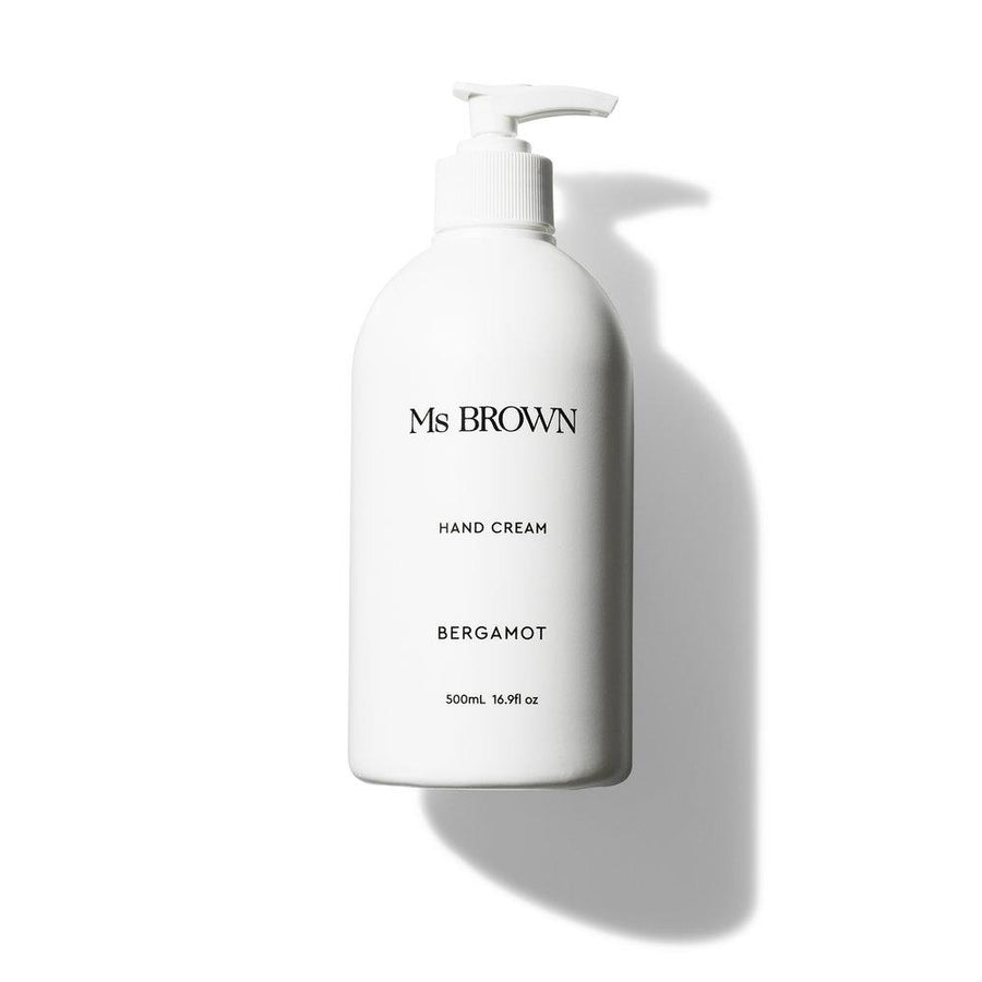 MS BROWN HAND CREAM BERGAMOT