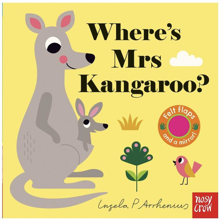 Where's Mrs Kangaroo/Where's Mr Duck