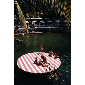 La Concha Beach Club by Slim Aarons