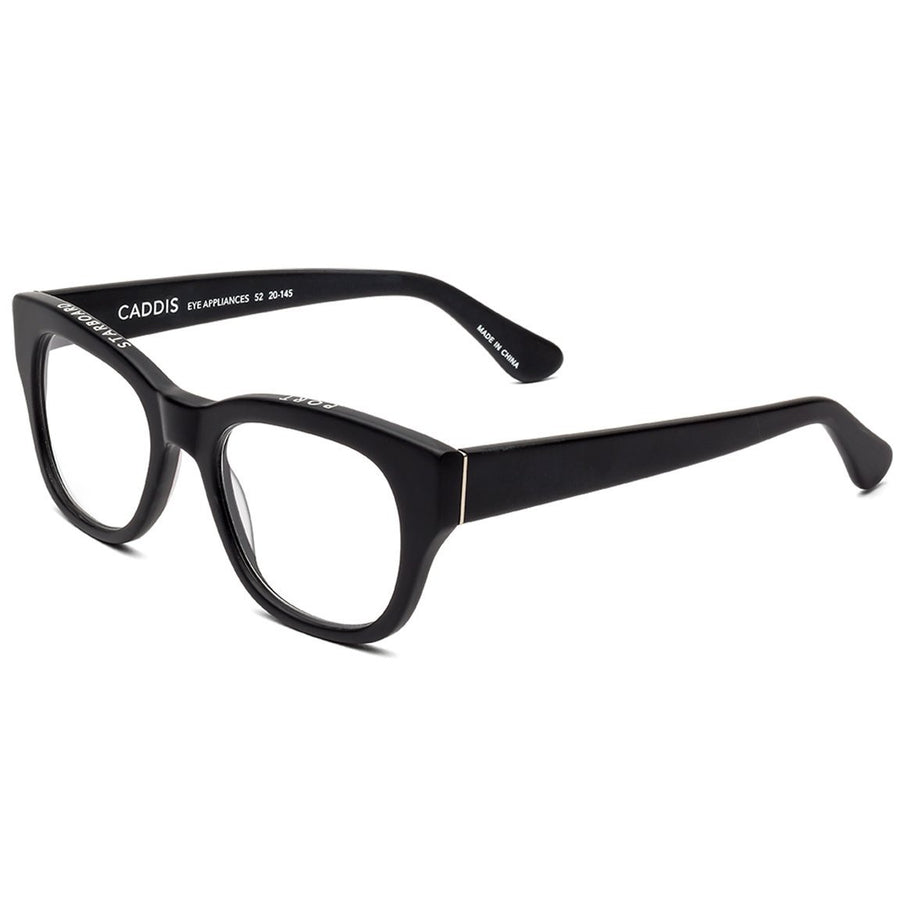 MATTE BLACK READING GLASSES