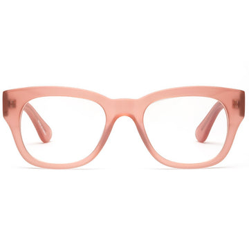 MATTE PINK READING GLASSES