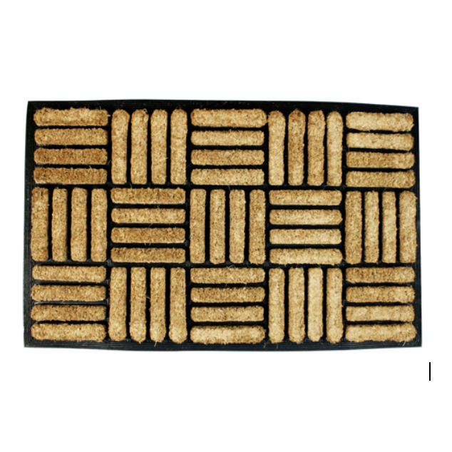 Brush Squares Doormat