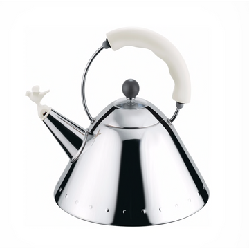 Alessi Kettle with Bird Whistle