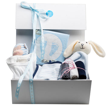 GIFT BOX FOR A BABY BOY
